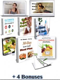 Ebook cover: Be Slimmer-Be You