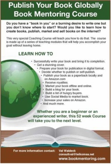 Ebook cover: Publishing Globally