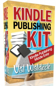 Ebook cover: Kindle Publishing Made Easy