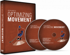 Ebook cover: Optimizing Movement: The Key to Unlocking Incredible Performance and Durability!