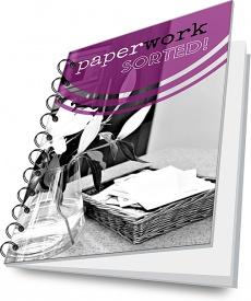 Ebook cover: Paperwork