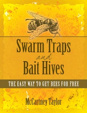 Ebook cover: Swarm Traps and Bait Hives