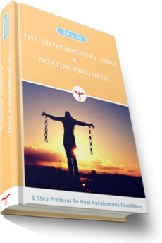 Ebook cover: The Autoimmunity Bible & Norton Protocol