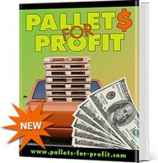Ebook cover: Pallets for Profit