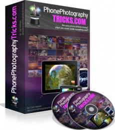 Ebook cover: Phone Photography Tricks
