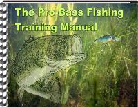 Ebook cover: Pro-Bass Fishing Training Manual