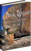 Ebook cover: Primal Tightwad: Maximizing Your Health on a Minimal Budget