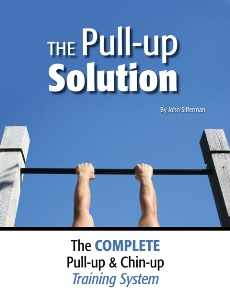 Ebook cover: The Pull-up Solution
