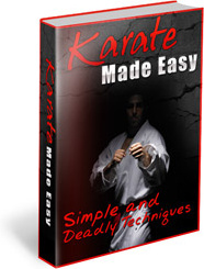 Ebook cover: Karate Made Easy