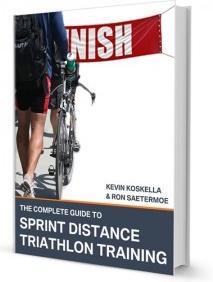 Ebook cover: Sprint Triathlon Training
