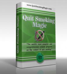 Ebook cover: Quit Smoking Magic