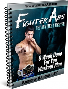 Ebook cover: Fighter Abs