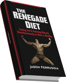 Ebook cover: Renegade Diet