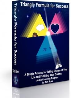 Ebook cover: Triangle Formula For Success