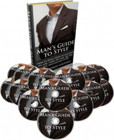 Ebook cover: A Man's Guide To Style