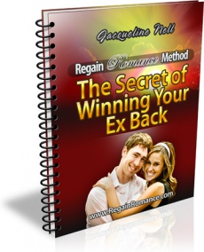 Ebook cover: Regain Romance Method