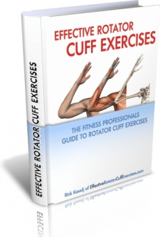 Ebook cover: Effective Rotator Cuff Exercises