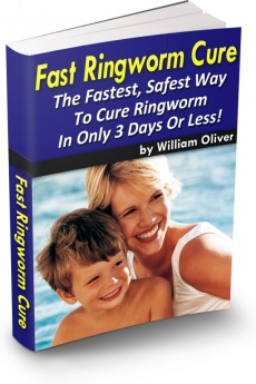 Ebook cover: Fast Ringworm Cure