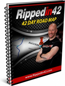 Ebook cover: Ripped In 42