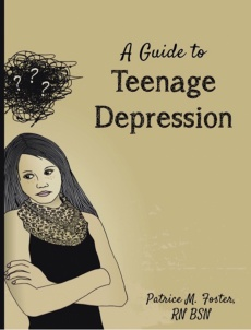 Ebook cover: A Guide to Teenage Depression