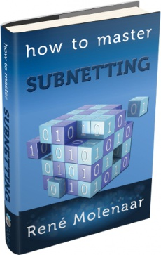 Ebook cover: How to Master Subnetting