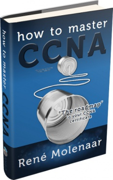 Ebook cover: How to Master CCNA R&S