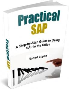 Ebook cover: Practical SAP