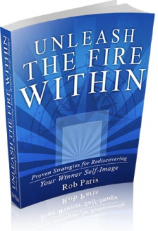 Ebook cover: Unleash the Fire Within