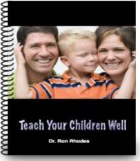 Ebook cover: Teach Your Children Well