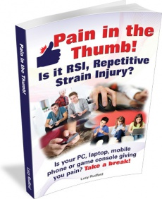 Ebook cover: Pain In The Thumb