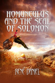 Ebook cover: Homunculus and the Seal of Solomon