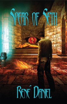 Ebook cover: Spear of Seth