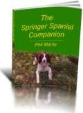Ebook cover: The Springer Spaniel Companion