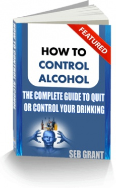 Ebook cover: How To Control Alcohol