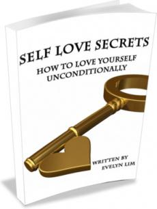 Ebook cover: Self-Love Secrets