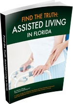 Ebook cover: Assisted Living Florida