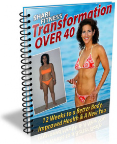Ebook cover: Transformation Over 40