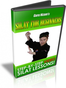 Ebook cover: Silat For Beginners