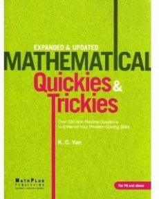 Ebook cover: Mathematical Quickies & Trickies