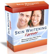 Ebook cover: Skin Whitening Forever