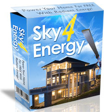 Ebook cover: Sky 4 Energy