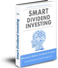 Ebook cover: Smart Dividend Investing
