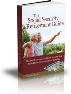 Ebook cover: Social Security Retirement Guide