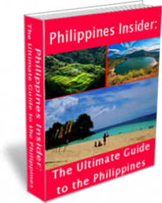 Ebook cover: Philippines Insider