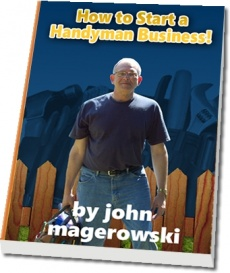 Ebook cover: How To Start A Handyman Business