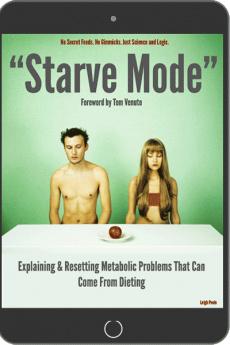 Ebook cover: Starve Mode