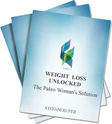 Ebook cover: Weight Loss Unlocked