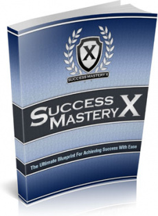 Ebook cover: Success Mastery X
