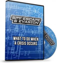 Ebook cover: Spy Escape and Evasion