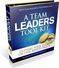 Ebook cover: A Team Leaders Tool Kit